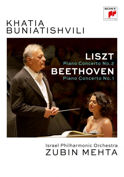 """Liszt & Beethoven (DVD/Blue-ray)"""