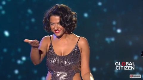 Khatia at Global Citizen Festival Hamburg